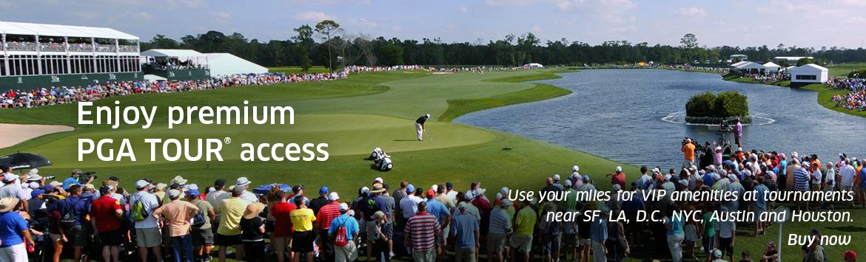 Enjoy Premium PGA TOUR Access