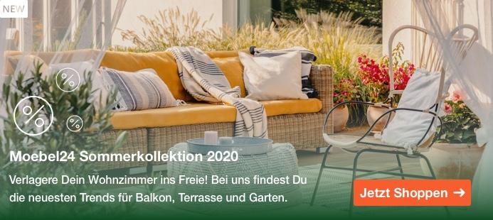 Sommerkollektion Banner