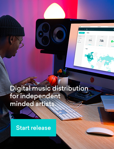 Sell & Stream Your Music. Keep 100% of Earnings. Try it Now